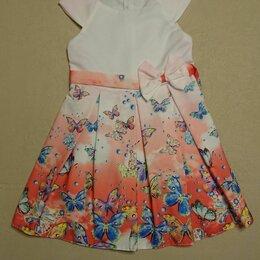 Платья и сарафаны - Платье нарядное на девочку (4-6 лет), 0