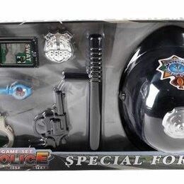 Полицейские и шпионы - Набор полицейского Special force, 0