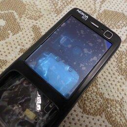 Корпусные детали - Новый корпус для Nokia N73, 0