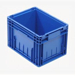 Расходные материалы - Пластиковый ящик универсальный RL-KLT 4280 396х297х280, 0
