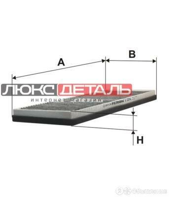 FILTRON K1004A K 1004A_фильтр салона угольный\ Audi A4, VW Passat 1.6/1.8/T/2... по цене 670₽ - Отопление и кондиционирование , фото 0