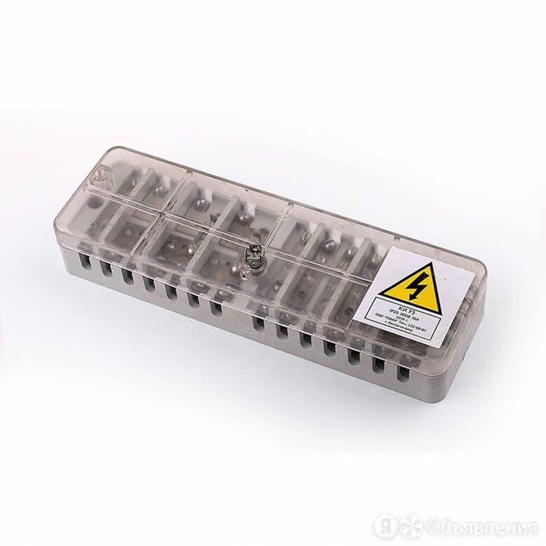 Испытательная коробка к электросчетчикам ПЭМИ КИ У3 П по цене 478₽ - Счётчики электроэнергии, фото 0