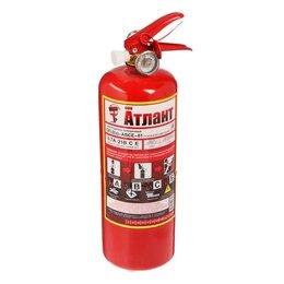 Противопожарное оборудование и комплектующие - Огнетушитель порошковый 'Атлант' ОП-2 (з), АВСЕ, 0