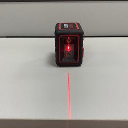 Измерительные инструменты и приборы - Лазерный уровень ADA instruments CUBE MINI Basic Edition (А00461), 0