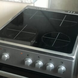 Плиты и варочные панели - Электрическая плита , 0