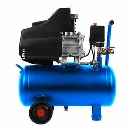 Воздушные компрессоры - Компрессор воздушный Robbyx C310/50 310 л/мин 50 л, 0
