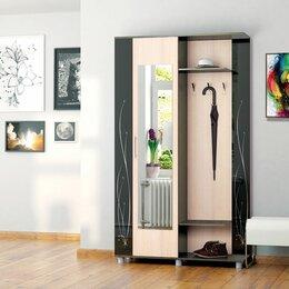 Шкафы, стенки, гарнитуры - Прихожая ирма-2 венге/дуб молочный текс, 0