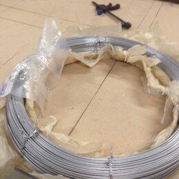 Электроды, проволока, прутки - Проволока алюминиевая ад1 4, 0