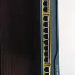 Проводные роутеры и коммутаторы - Cisco catalyst ws-c3550-24-fx-smi, 0