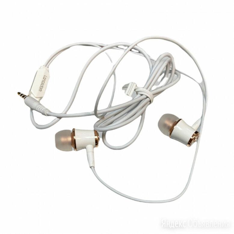 Наушники Langsdom R21, розовый по цене 250₽ - Наушники и Bluetooth-гарнитуры, фото 0