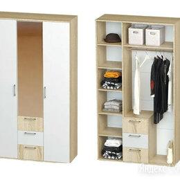 Шкафы, стенки, гарнитуры - Шкаф трехдверный светлый, 0