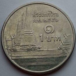 Монеты - 1 бат 2013 год - (Таиланд), 0