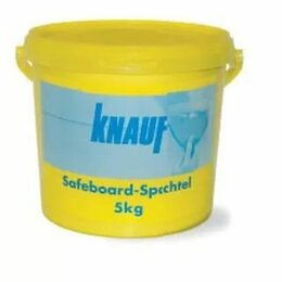 Изоляционные материалы - Шпаклевка рентгенозащитная Knauf Safeboard Spachtel, 0