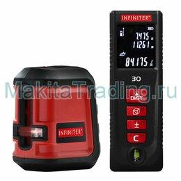 Измерительные инструменты и приборы - Набор Condtrol Infiniter Master Kit нивелир и дальномер (Infiniter Master Kit), 0