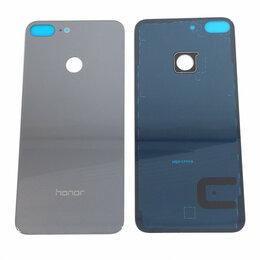 Корпусные детали - Задняя крышка для Huawei Honor 9 Lite серая, 0