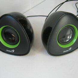 Компьютерная акустика - Компьютерная акустика genius sp-u150x, 0
