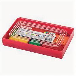 Сопутствующие товары - Касса цифр и счетных материалов 132 элемента, пенал, ПИФАГОР, 106146, 0