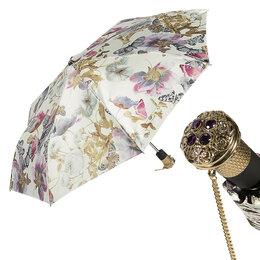 Зонты от солнца - Зонт складной Auto Buttefly Lux Pasotti- новый , 0