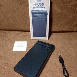 Универсальные внешние аккумуляторы - Новый Power bank 20000, 0