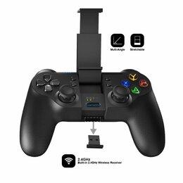 Рули, джойстики, геймпады - Геймпад для PS 4/ПК/ Телефона, 0