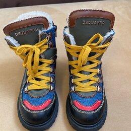 Ботинки - Дискваер зимние ботинки, 0