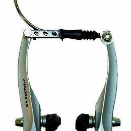 Шины, диски и комплектующие - Тормозной набор для велосипеда PROMAX передние+задние V-brake 110мм алюминий 5, 0