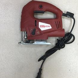 Лобзики - Электролобзик RedVerg RD-JS600-65, 0