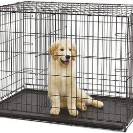 Клетки, вольеры, будки  - Клетка для крупных собак щенков размер 6, 0