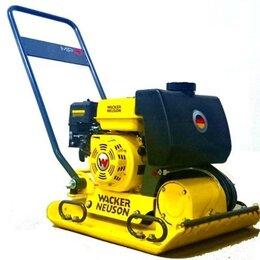 Вибротрамбовочное оборудование - Виброплита WACKER NEUSON MP 15, 0