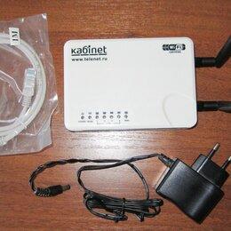 Проводные роутеры и коммутаторы - Маршрутизатор беспроводный KABINET N11, 0