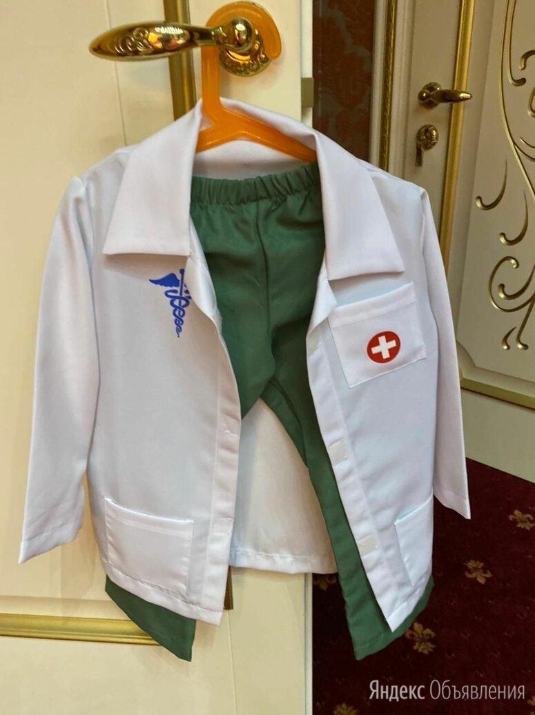 Детский костюм доктора  по цене 400₽ - Карнавальные и театральные костюмы, фото 0