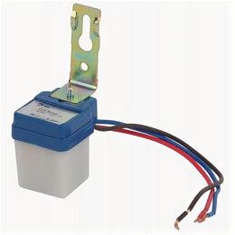 Датчики света - Датчик движения DF 301  ЭРА Фотореле серый, макс. нагрузка 1300 ВА IP44(100/2100, 0
