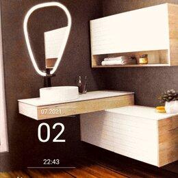 Полки, стойки, этажерки - Мебель для ванной, сантехника раковины, смесители, 0