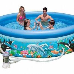Бассейны - Детский бассейн Intex Ocean Reef Easy Set 28136/54906, 0