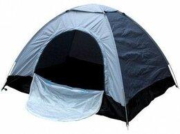 Палатки - Палатка 4-местная  Стандарт, 190х190х130см,…, 0