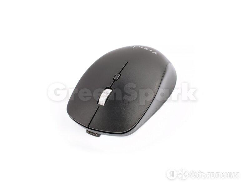 Мышь беспроводная аккумуляторная VIXION M23 (черный) по цене 450₽ - Мыши, фото 0