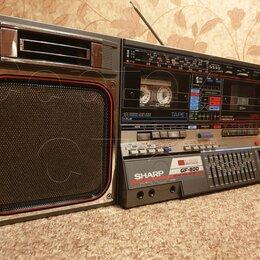 Музыкальные центры,  магнитофоны, магнитолы - Sharp GF-800, 0