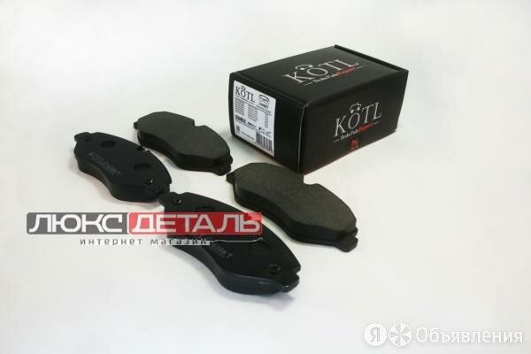 KOTL 1698KT Колодки тормозные MERCEDES SPRINTER 95/VITO 03/VOLKSWAGEN  по цене 1130₽ - Тормозная система , фото 0