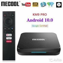 ТВ-приставки и медиаплееры - Смарт приставка Mecool KM9 Pro Classic., 0