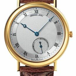Наручные часы - Breguet Classique 18kt Yellow Gold Automatic 40mm 5140BA/12/9W6, 0