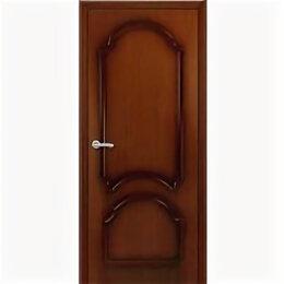 Межкомнатные двери - Владимирские двери Кристал Орех, 0