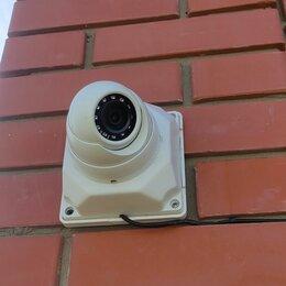 Камеры видеонаблюдения - Камера видеонаблюдения купольная, 0