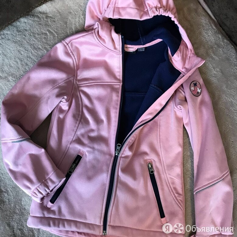 Ветровка для девочки по цене 700₽ - Куртки и пуховики, фото 0