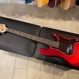 Электрогитары и бас-гитары - Бас гитара SX BD2/CAR с чехлом, 0