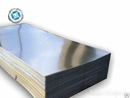 Лист титановый 12х400х400 мм, марка ВТ14 по цене 4500₽ - Металлопрокат, фото 0