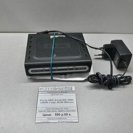 Проводные роутеры и коммутаторы - ADSL маршрутизатор D-Link DSL-2500U, 0