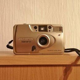 Пленочные фотоаппараты - Фотоаппарат Olympus Trip AF 51, 0