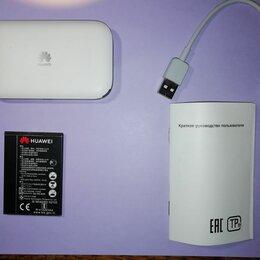 Оборудование Wi-Fi и Bluetooth - Роутер HUAWEI E5576-320, 0