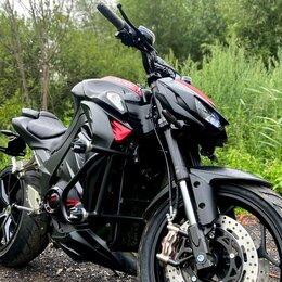 Мото- и электротранспорт - Электромотоцикл Z1000, 0