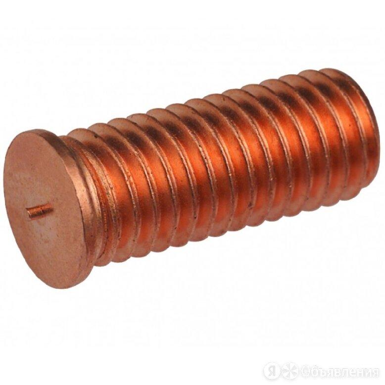 Шпилька приварная М 6*30 (сталь омедненная) по цене 5₽ - Шпильки, фото 0